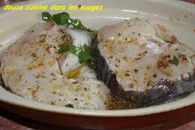 comment cuisiner le congre poisson congre mariné cuit au barbecue douce cuisine dans les nuages