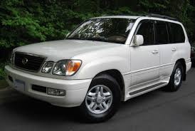 lifted lexus lx 570 2002 lexus lx 470 information and photos zombiedrive