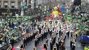 st patrick day 2017 parade in usa route time nyc san francisco