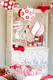 Easy White Christmas Decorations by 127 Best Red U0026 White Christmas Images On Pinterest Christmas