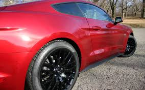 Black Mustang Gt 2015 Ruby Red 2015 Mustang Gt Premium