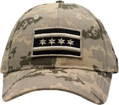Chicago Flag Hats Cpd Memorial Chicago Flag Hat Digi Grey Camouflage
