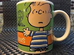 celebrating peanuts 60 years linus celebrate peanuts 60 years coffee mug peanuts 60th