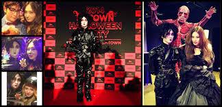 marilyn manson halloween news shinee dresses up for halloween news shinee forums