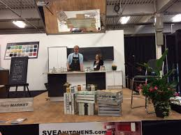 urban squirrel fusion mineral paint at the toronto home show