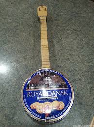 where to buy cookie tins cookie tin 3 string banjo used banjo for sale at