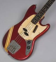 pawn shop mustang bass fender pawn shop mustang bass bass guitars bass