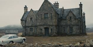 skyfall manor house residence of james bond as a child