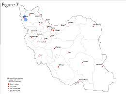 map iran simple map overlays of iran using presentation software geocurrents