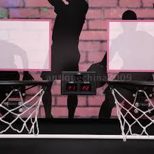 indoor basketball arcade game electronic hoops shot 2 players