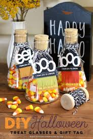 diy project ideas halloween treat glasses diy halloween treats