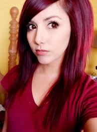how to put red hair in on the dide with 27 pieceyoutube musely