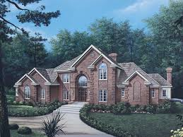 brick house plans with photos briarcrest luxury two story home plan d house plans and more logo