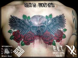 neck wing tattoos amazing chest tattoos by approved artists