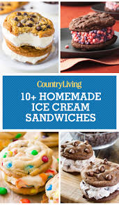 13 homemade ice cream sandwiches best recipes for ice cream