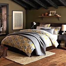 West Elm Chevron Duvet 15 Best Duvet Images On Pinterest Bedroom Ideas Yellow Bedding