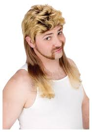 mens blonde costume wigs discount wig supply