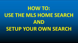 how to search the realcomp mls system youtube