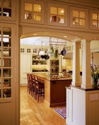 Wooden Arch Design For Kitchen
