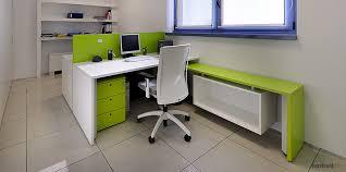Office White Desk White Office Desks Tre 2 Person Desk Fantoni Uk