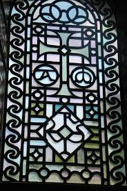 octagon stained glass window stained glass windows aachen cathedral germany vendelacruz