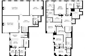 Tv Show Apartment Floor Plans 740 Park Avenue 740 Park Avenue 6 7a Bouvier Apartment