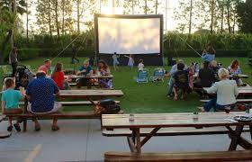 movie nights in the backyard returns to hotel irvine