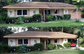 Home Exterior Cleaning Services - not only does h2o exteriors offer roof cleaning services we can
