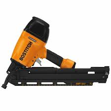 Bostitch Engineered Flooring Stapler by 33 Degree Paper Tape Framing Nailer F33pt Bostitch