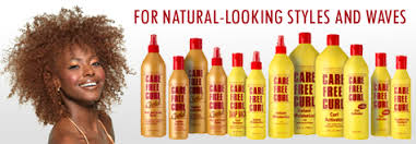 care free curl activator on natural hair care free curl forester beauty hair salon beauty products in