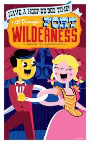 41 best disney fort wilderness camp grounds images on pinterest