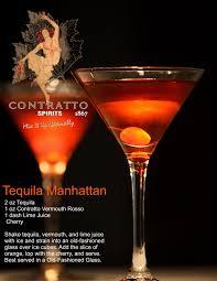 martini rosso cocktail contratto