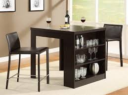 Astounding Narrow Dining Tables For Small Spaces  For Used - Dining room sets small spaces