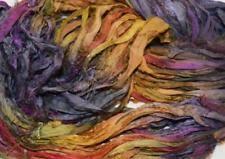 sari silk ribbon silk ribbon yarn ebay