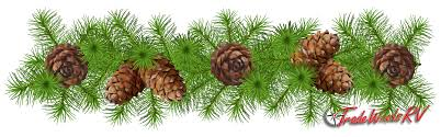 pinecone garland woodland decorations diy pinecone garland tradewinds rv