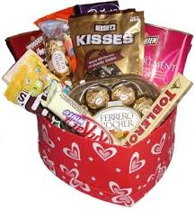 flowerandballooncompany archive chocolate gift box