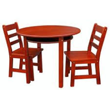 lipper childrens table and chair set lipper childrens walnut round table and 4 chairs childrens table