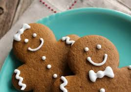 Gingerbread Cut Out Cookies – The Sweet Adventures of Sugar Belle