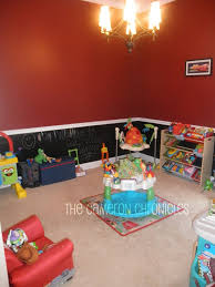 chalkboard wall ideas playroom color blacking paint at it u0027s best