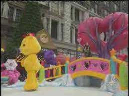 care bears in 2009 macy s thanksgiving day parade