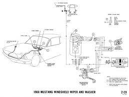 1968 mustang wiring diagram manual 1966 mustang wiring diagram