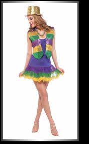 mardi gras vest mardi gras costumes and accessories