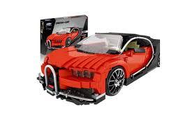 lego bugatti veyron super sport lepin xb 03009 moc bugatti veyron аналог lego