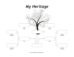 Family Tree Template Family Tree Template