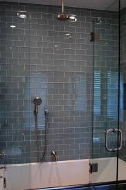 Bathroom Shower Wall Tile Ideas Glass Subway Tile Bathroom Ideas 28 Images 33 Chic Subway
