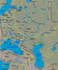 Europe Before 1914 Map by Eastern Europe Russian Travel Centre Kalmykia Us
