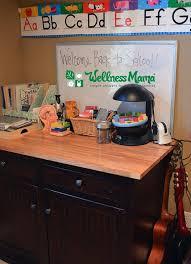 Classroom Desk Set Up How To Set Up A Homeschool Classroom Wellness Mama