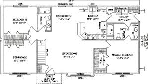 ranch style homes floor plans clay center iii floorplan by wardcraft modular homes floorplans