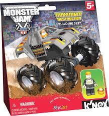 grave digger monster truck go kart for sale amazon com k u0027nex monster jam maximum destruction toys u0026 games