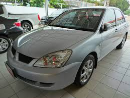 lancer mitsubishi 2007 mitsubishi used cars for sale in pattaya